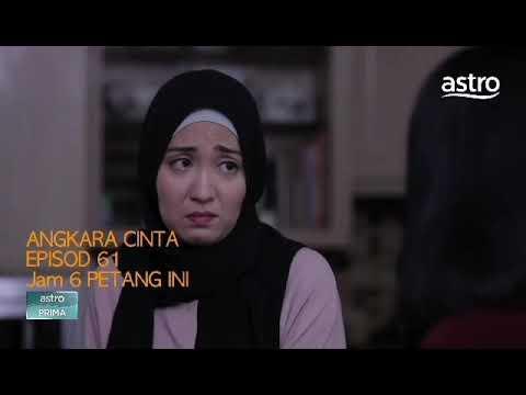Angkara Cinta Episod 61 Alisa Oshin Ahmad Youtube