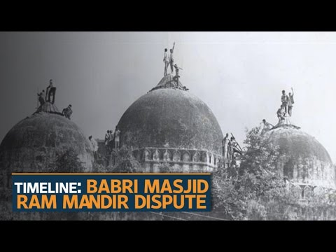 Ram Mandir-Babri Masjid row: All you need to know