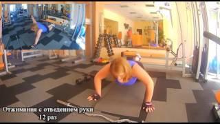 Кроссфит для похудения (девушки) комплекс 7