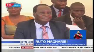 Khalwale: \'tutembee na yeye, yeye ndio atakua President\' viongozi wa Magharibi wamuunga mkono Ruto
