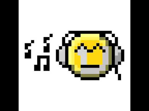Listening to music emoji