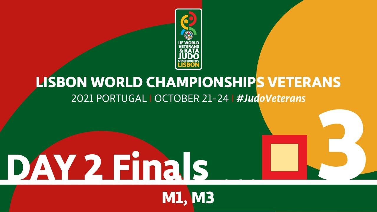 Download Day 2 - Finals Tatami 3: World Championships Veterans 2021