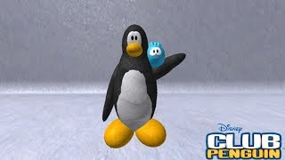 ROBLOX: Club Pinguin (Sensei No Teleport) Demonstration