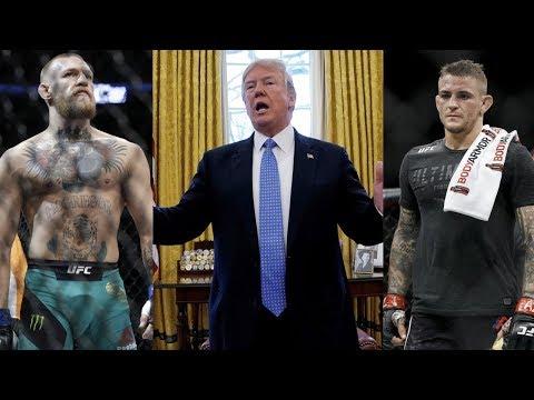 Соперник Конор МакГрегора и дата боя, Трамп пригласил бойца UFC в Белый Дом, Порье о следующем бой