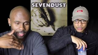 Sevendust - Denial (REACTION!!!)