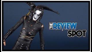 Throwback   McFarlane Toys Movie Maniacs Series 2 The Crow Eric Draven Figure