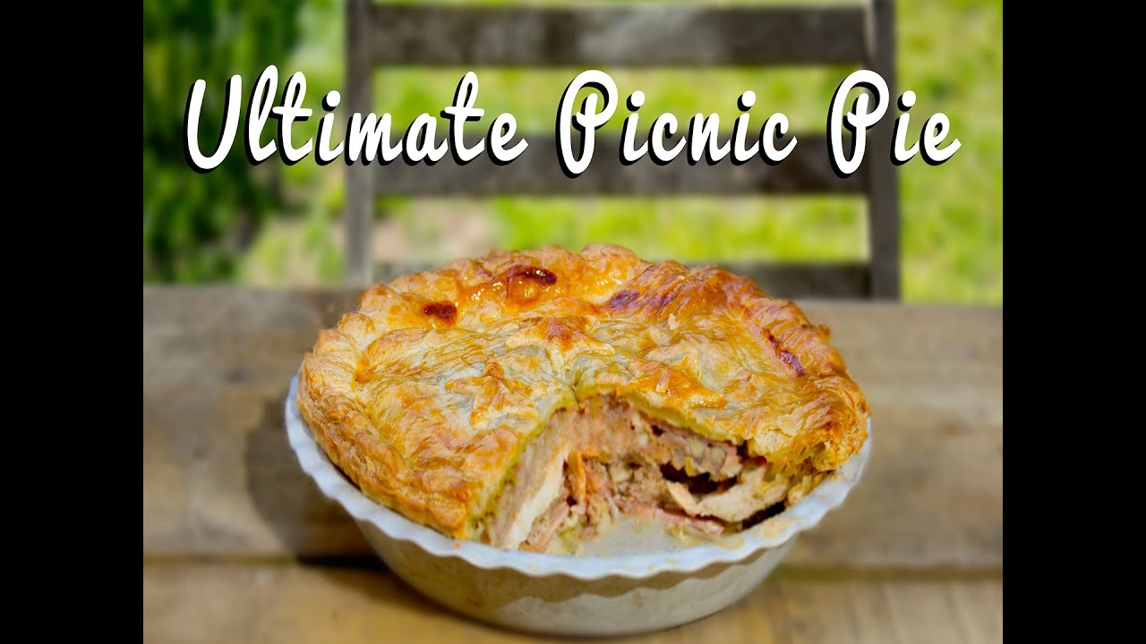 Picnic month the ultimate picnic pie youtube forumfinder Gallery