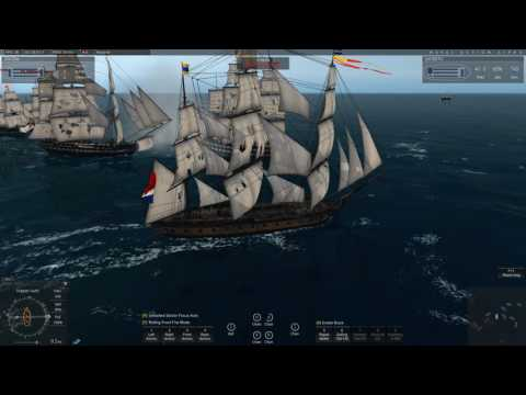 Naval Action : OW PvP- BIG Dutch 1st rate mixed fleet V Brit