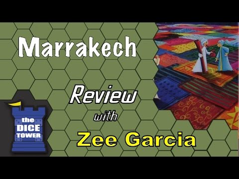 Marrakech Review - with Zee Garcia