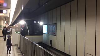 【シリーズ21】近鉄 3220系 竹田行き 京都市営地下鉄烏丸線 京都発車