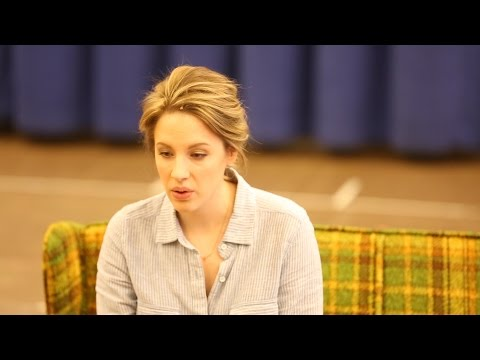 """Jessie Mueller Sings """"She Used to Be Mine"""" from Sara Bareilles' WAITRESS"""