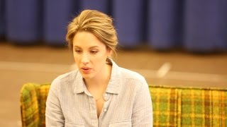 "Jessie Mueller Sings ""She Used to Be Mine"" from Sara Bareilles"