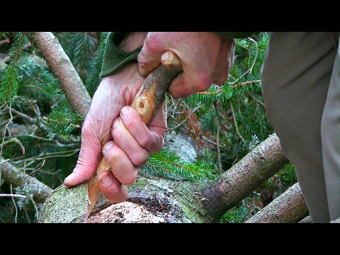Bushcraft Skills for long term Wilderness Survival: How to m