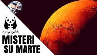 Le inquietanti e misteriose immagini di Marte