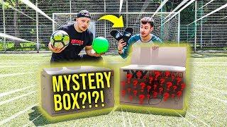EXTREME MYSTERY BOX FUßBALL CHALLENGE *schwierig*