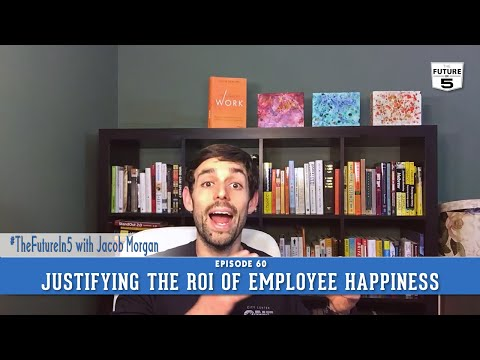 Should You Be Happy At Work?