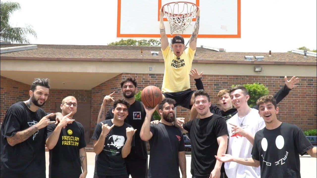 FaZe vs. FaZe - Basketball Challenge image