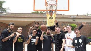 FaZe Vs. FaZe   Basketball Challenge