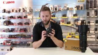 Fotolux nl review Nikon D500