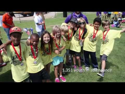 Boys & Girls Clubs of Greater San Diego Summer Games 2015