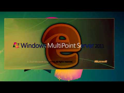 Microsoft Edge Logo Effects (Sponsored By Preview 2 Effects)