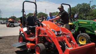 Feel the Kubota Difference