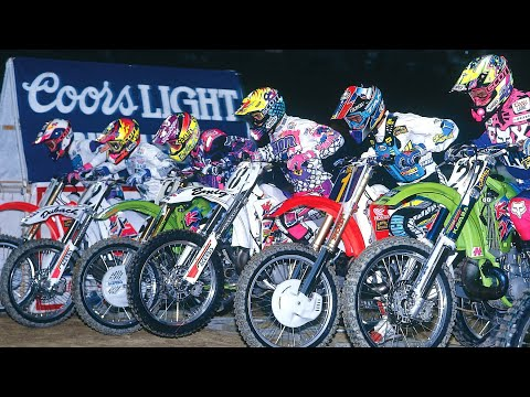 Racer X Films: Race eXamination from 1992 Tampa