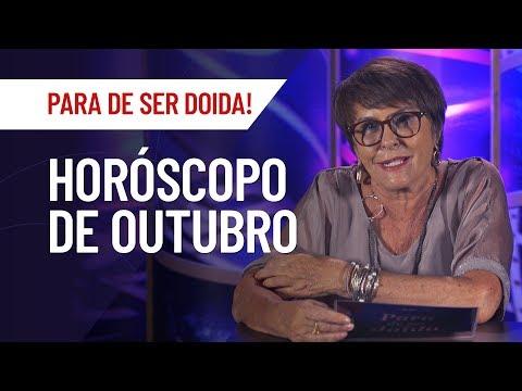 HORÓSCOPO DE OUTUBRO 2019 PARA TODOS OS SIGNOS | MÁRCIA FERNANDES