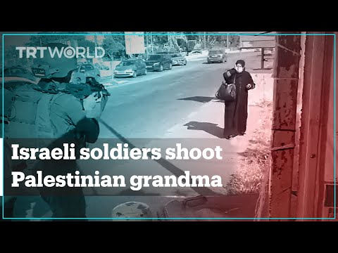 Israeli soldiers injure 60-year-old Palestinian woman