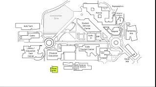 Fitness Center: How to find your room