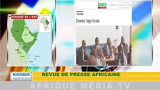 KIOSQUE PANAFRICAIN DU 06 09 2018