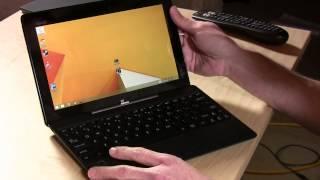 ASUS Transformer Book T100 (T100-TA-C1-GR) Tablet Review - Hardware & Gaming