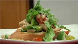 From Garden To Table : Tomato, Avocado & Bean Salad