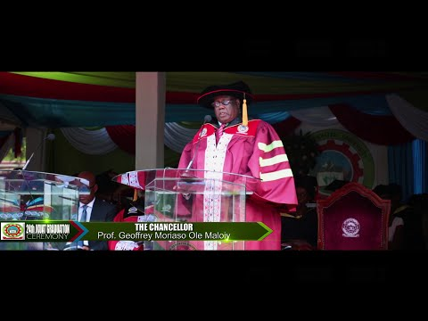 THE 24th JKUAT AND PAUSTI (INAUGURAL) GRADUATION CEREMONY 2014 (OFFICIAL HD VIDEO)