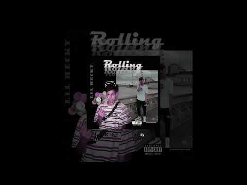 LIL HECKY - ROLLING [VIDEOLYRIC]