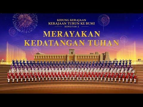 Lagu Rohani Terbaru Kidung Kerajaan: Kerajaan Turun Ke Bumi Sorotan (2) Merayakan Kedatangan Tuhan