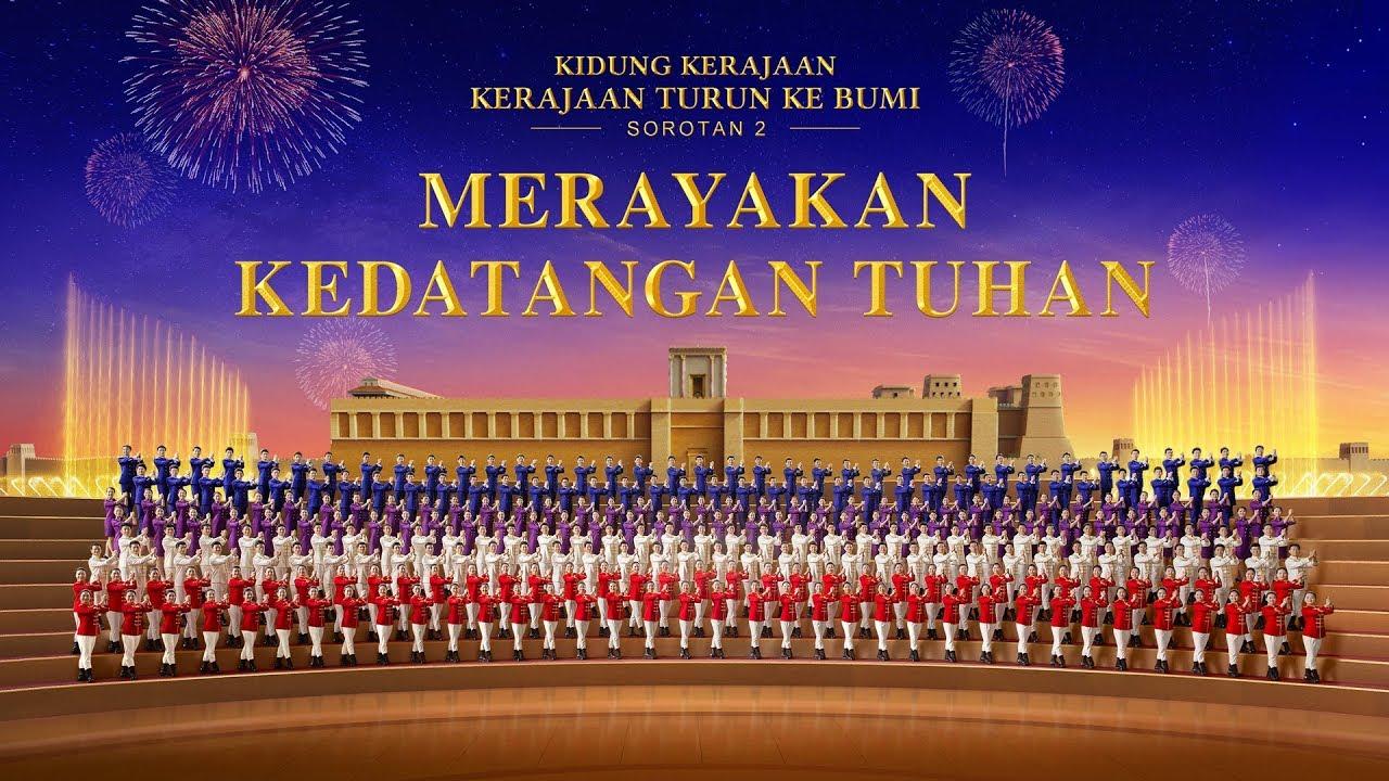 """Lagu Rohani Terbaru """"Kidung Kerajaan: Kerajaan Turun ke Bumi"""" Sorotan: Merayakan Kedatangan Tuhan"""