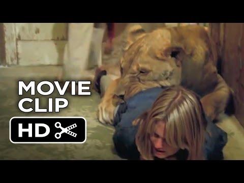Roar Movie CLIP - Help (2015) - Melanie Griffith Movie HD