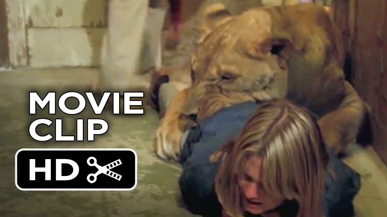 Roar Movie Clip Help 2015 Melanie Griffith Movie Hd Youtube