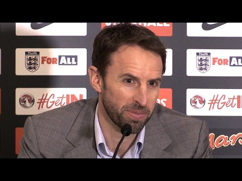 Gareth Southgate Press Conference - Announces Germany Friendly & Lithuania World Cup Qualifier Squad