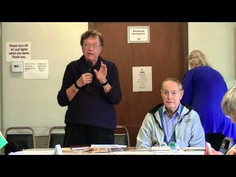Don & Mary Decker Life History Class