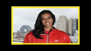 Breaking News   P.v. sindhu feels badminton has become the no. 2 sport in india, after cricket