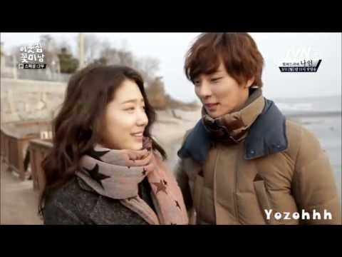 park shin hye and yoon shi relationship test
