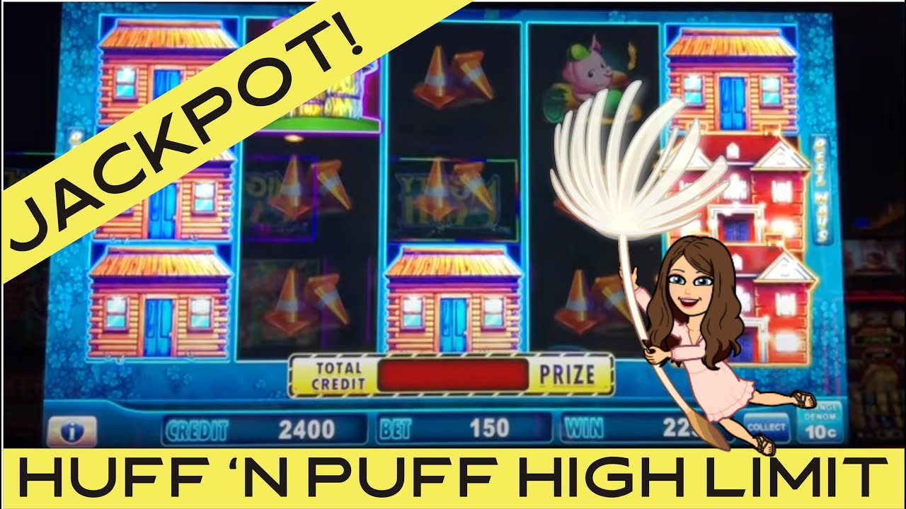 Huff And Puff Slot