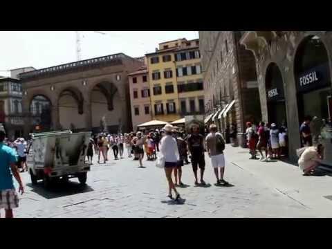 «La mia bella Italia  Firenze  Piazza della Signoria  Palazzo Vecchio»