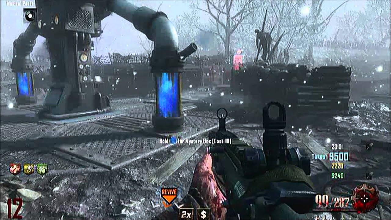 COD Black Ops 2- Zombies Origins Part 2