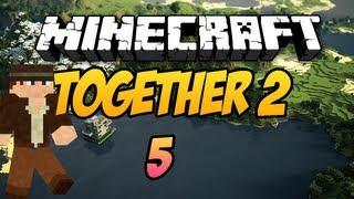 Let's Play Minecraft Together [DEU|HD|2] #5 Nur in der Höhle
