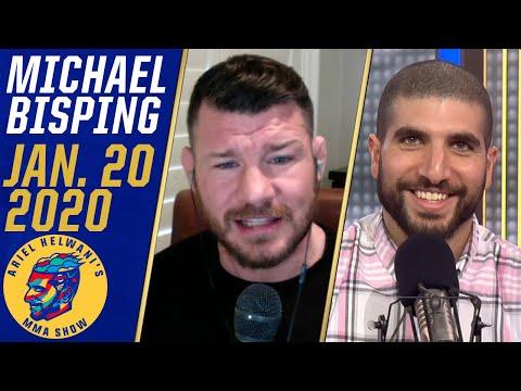 Michael Bisping has