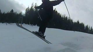 Slovakia skiing 2012 J ::GoPro:: HD