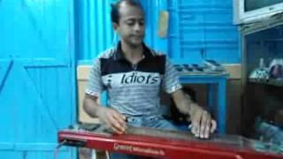 HAAJAR TARAR ALOI BORA guitar by ajit